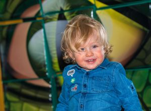 Great fun at Dino Soft Play