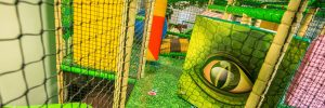 Dino Soft Play area